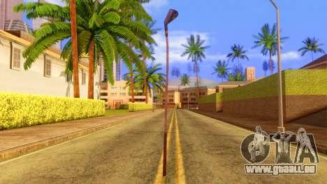 Atmosphere Golf Club pour GTA San Andreas