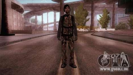 Radioman für GTA San Andreas zweiten Screenshot