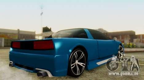 Infernus BMW Revolution für GTA San Andreas linke Ansicht