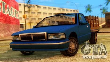 Premier Country Pickup pour GTA San Andreas