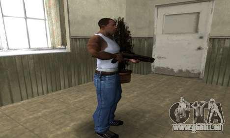 Leopard Shotgun für GTA San Andreas dritten Screenshot