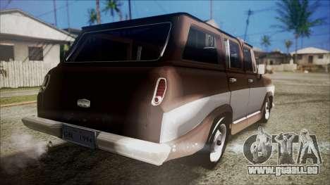 Chevrolet Veraneio für GTA San Andreas linke Ansicht