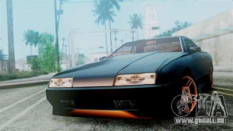 Elegy New Edition pour GTA San Andreas