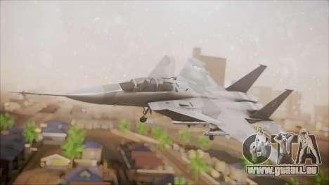 F-15S MTD Grabacr (8492nd) Ace Combat 5 für GTA San Andreas