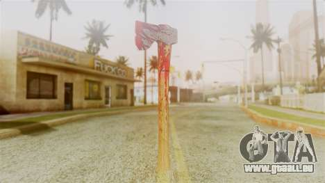 GTA 5 Hatchet v2 pour GTA San Andreas