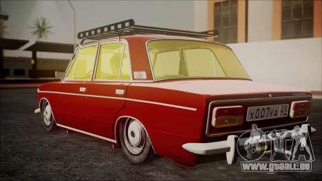 VAZ 2103 pour GTA San Andreas laissé vue
