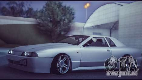 Elegy Lumus pour GTA San Andreas