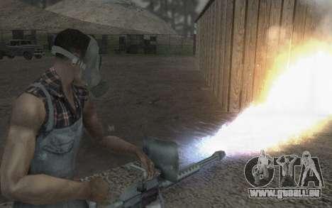 Le masque de Virtus pour GTA San Andreas quatrième écran