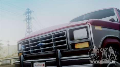 Ford F-150 Ranger 1984 pour GTA San Andreas vue de droite