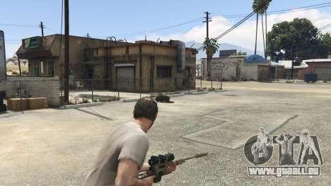 GTA 5 Cheytac M200 Intervention zweite Screenshot