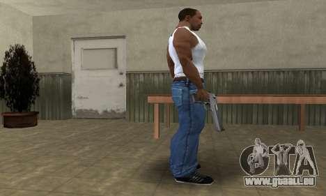 Kerry Deagle für GTA San Andreas zweiten Screenshot
