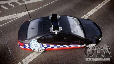 Holden VF Commodore SS Highway Patrol [ELS] für GTA 4 rechte Ansicht