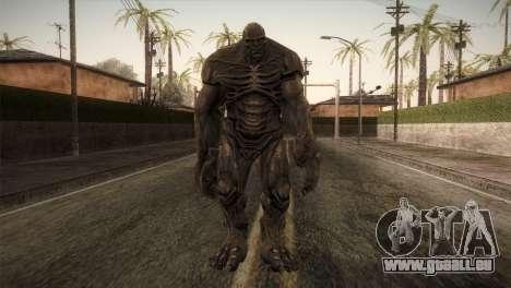 Abomination (The Incredible Hulk) pour GTA San Andreas deuxième écran