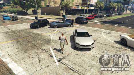 GTA 5 AngryPeds sechster Screenshot