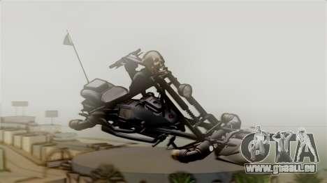 Hexer Moto Jet für GTA San Andreas