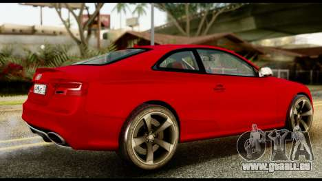 audi rs5 2012 pour gta san andreas. Black Bedroom Furniture Sets. Home Design Ideas