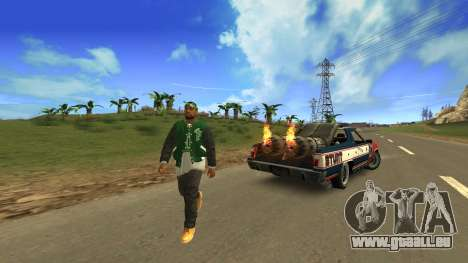 No Shadows pour GTA San Andreas