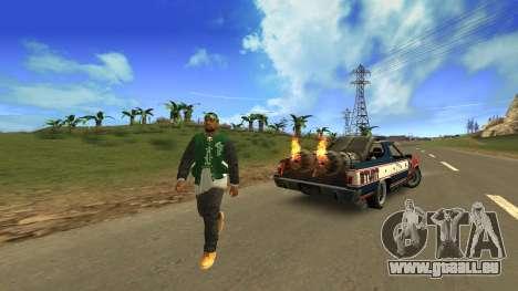 No Shadows für GTA San Andreas