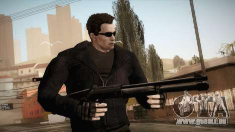Arnold T-850 Skin pour GTA San Andreas