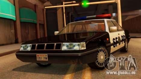 Police SF Intruder für GTA San Andreas