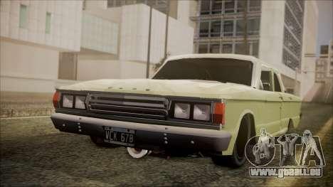 Ford Falcon 3.0 pour GTA San Andreas
