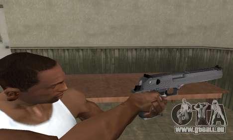 Kerry Deagle für GTA San Andreas dritten Screenshot
