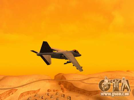 T.0 Secret Enb pour GTA San Andreas quatrième écran