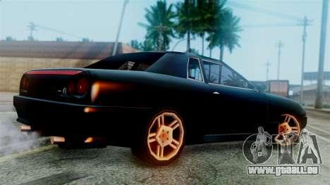 Elegy New Edition pour GTA San Andreas laissé vue