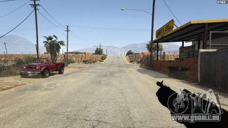 GTA 5 SPAS 12 2.0 achten Screenshot