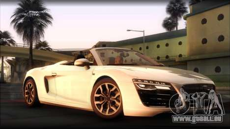 Keceret ENB For Low PC für GTA San Andreas dritten Screenshot