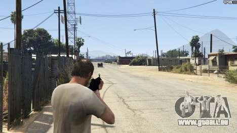 GTA 5 Scar-H deuxième capture d'écran