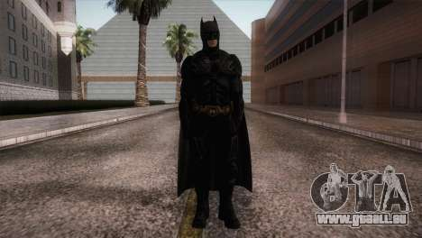 Batman Dark Knight für GTA San Andreas zweiten Screenshot