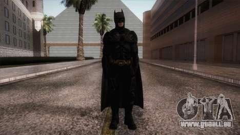 Batman Dark Knight pour GTA San Andreas deuxième écran