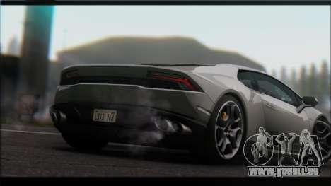 KISEKI V2 [0.076 Version] pour GTA San Andreas deuxième écran