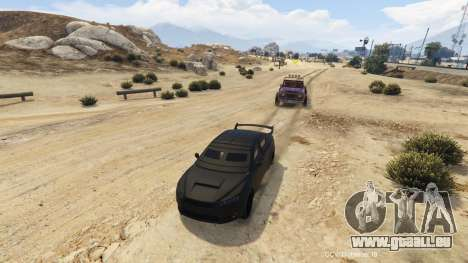 Car Companion V (Driverless car) 1.2.1 pour GTA 5