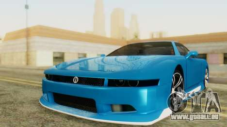 Infernus BMW Revolution für GTA San Andreas