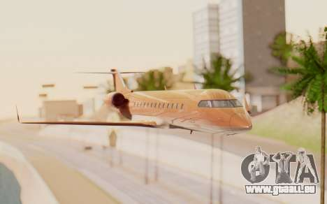 Buckingham Starjet v1.0 pour GTA San Andreas