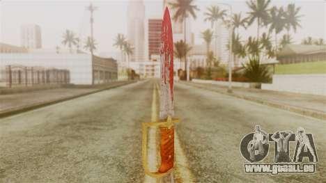 GTA 5 Antique Cavalry Dagger v2 für GTA San Andreas