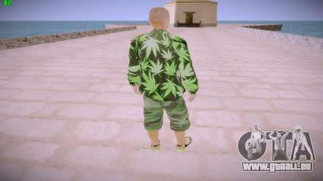 Huf Man für GTA San Andreas dritten Screenshot