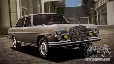 Mercedes-Benz 300 SEL 6.3 pour GTA San Andreas