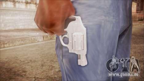 SW38 Snub from Battlefield Hardline für GTA San Andreas dritten Screenshot