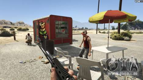 GTA 5 Real Life Mod 1.0.0.1 vierten Screenshot