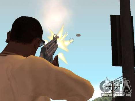 Cleo Weapon Zoom pour GTA San Andreas
