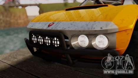Coil Brawler Gotten Gains für GTA San Andreas Motor
