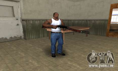 Very Big Shotgun für GTA San Andreas dritten Screenshot