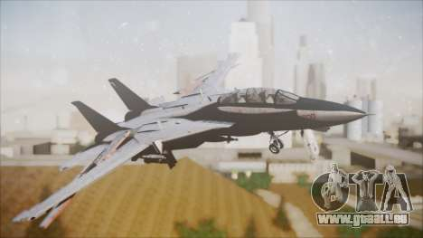 F-14B Bombcat VF-11 Red Rippers pour GTA San Andreas