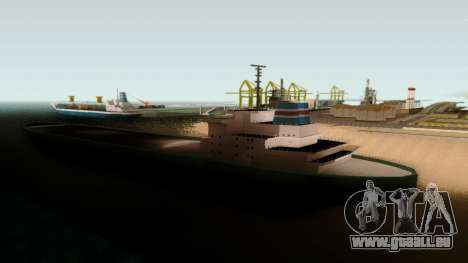 Dark ENB Series pour GTA San Andreas neuvième écran