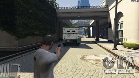 GTA 5 NewHeists [.NET] V. 0.2.5 neunter Screenshot