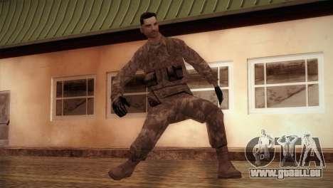 Army MARPAT für GTA San Andreas