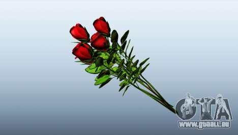 GTA 5 Un bouquet de roses troisième capture d'écran